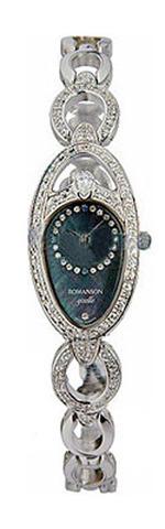Купить Наручные часы Romanson RM9207QLWBK по доступной цене