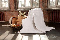 Элитное одеяло всесезонное 150х200 German Grass Merino Wool