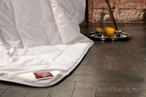 Элитное одеяло всесезонное 150х200 Merino Wool от German Grass