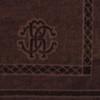 Набор полотенец 2 шт Roberto Cavalli Venezia коричневый