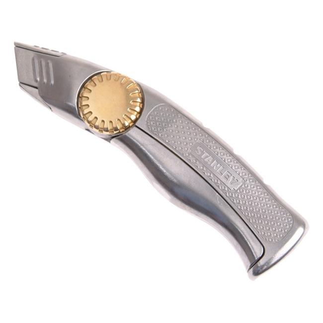 Нож  205мм с фиксированным трапецивидным лезвием FatMax  Xtreme Stanley 0-10-818