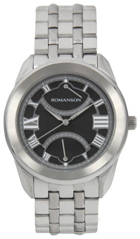 Купить Наручные часы Romanson TM2615BMWWH по доступной цене