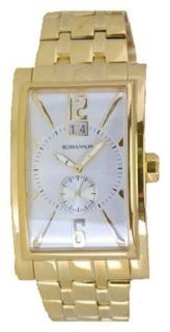 Купить Наручные часы Romanson TM8901UMWWH по доступной цене