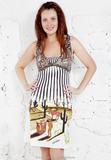 Красивое летнее платье Save The Queen