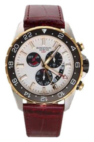 Купить Наручные часы Romanson AL0340BMJWH по доступной цене
