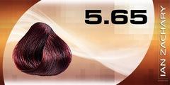 5.65 Светлый красно-махагоновый шатен IAN ZACHARY