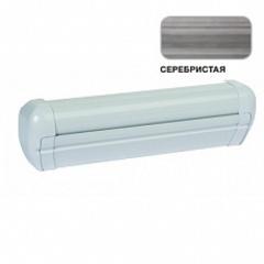 Маркиза крышная с эл.приводом DOMETIC Premium RTA2040,цв.корп.-белый, ткани-серебро, Ш=4м