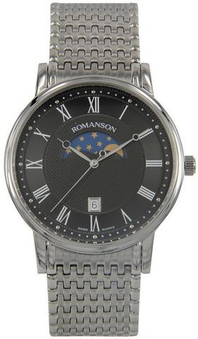 Купить Наручные часы Romanson TM1274FMWBK по доступной цене