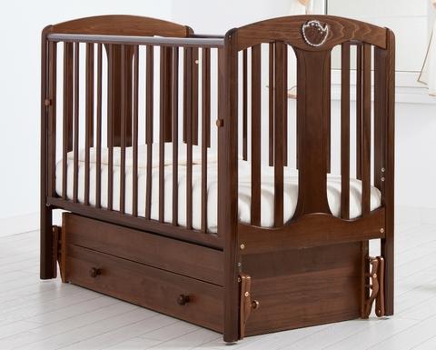 Детская кроватка Гандылян (Gandilyan) Диана маятник универсальный