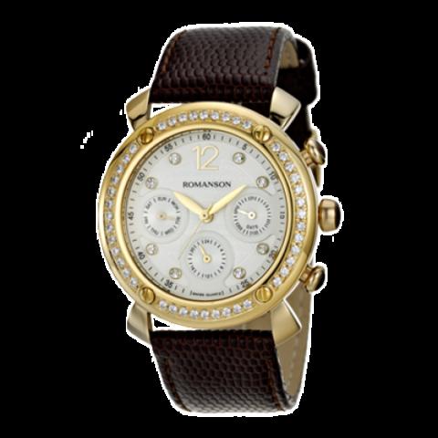 Купить Наручные часы Romanson RL2636QLRWH по доступной цене