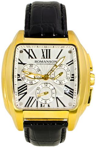 Купить Наручные часы Romanson TM1273HMWWH по доступной цене
