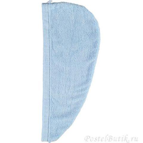 Полотенце для волос 70x70 Cawo Turban 7073 Hairtowel голубое
