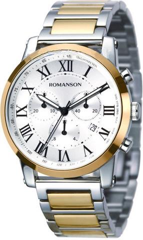 Купить Наручные часы Romanson TM0334HMCWH по доступной цене