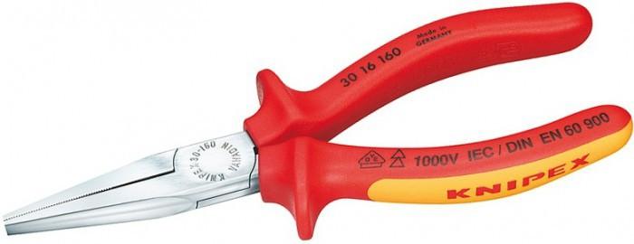 Длинногубцы Лангбек 160мм 1000V Knipex KN-3016160