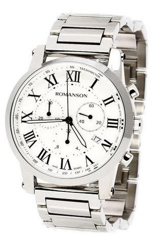 Купить Наручные часы Romanson TM0334HMWWH по доступной цене