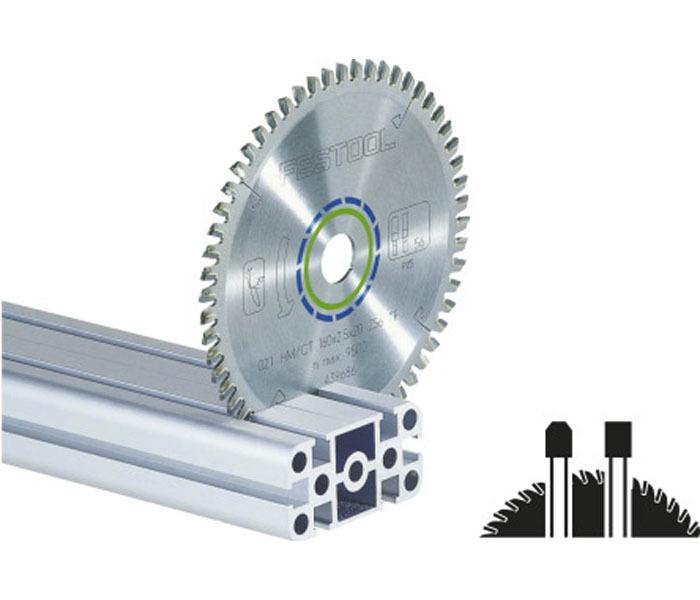 Пильный диск 160x2,2x20 TF52 Festool 496306