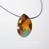 6128 Подвеска Сваровски Капля Crystal Copper (12 мм) ()