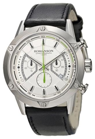 Купить Наручные часы Romanson AL3212HMWWH по доступной цене