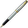 Купить Ручка-роллер Parker Sonnet T527, цвет: St. Steel GT, стержень: Fblack, S0809130 по доступной цене
