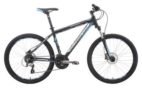 Silverback Stride 15 (2015)черный с голубым