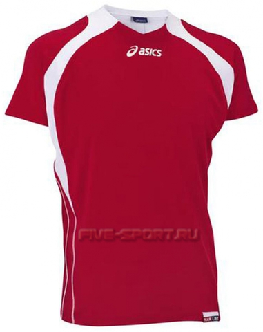 Asics T-shirt Point Футболка red
