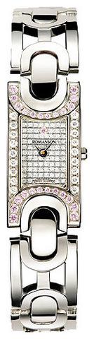 Купить Наручные часы Romanson RM5168QLWWH по доступной цене