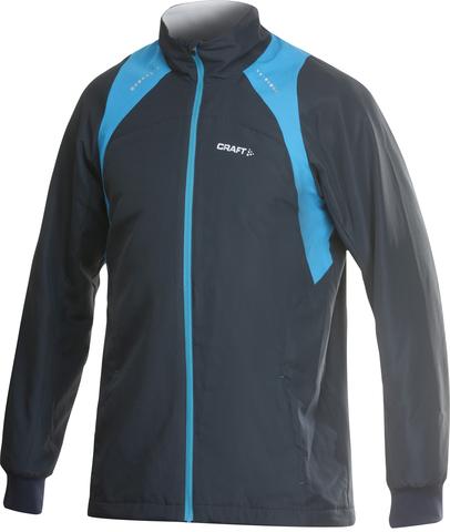 CRAFT TOURING мужская лыжная куртка темно-синяя
