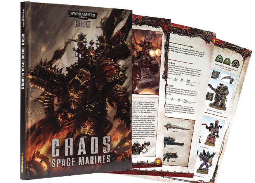 Warhammer 40,000: Кодекс Космодесантников Хаоса