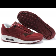 Кроссовки Мужские Nike Air Max 87 Red Black