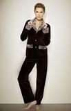 Элитный велюровый костюм Zimmerli
