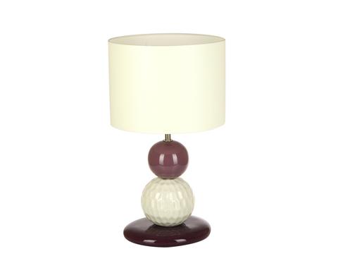 Элитная лампа настольная Baloes coloridos кремовая от Sporvil