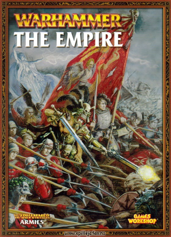 Empire Armybook