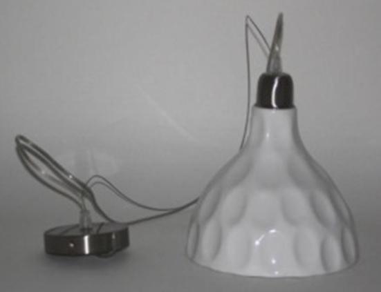 Подвесной светильник Камбра белый от Sporvil