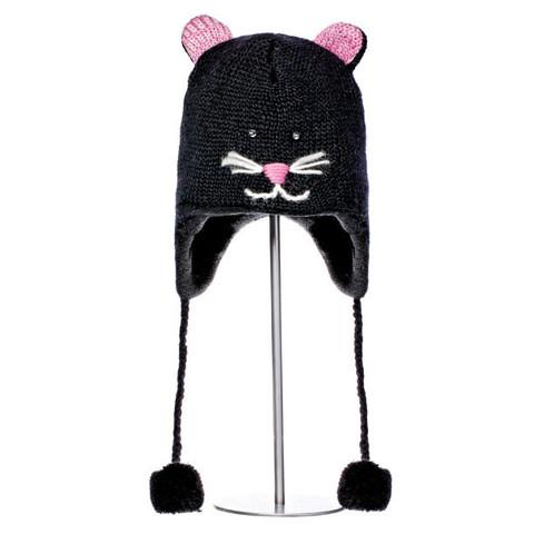 шапка с ушами Knitwits Kiki the Kitty