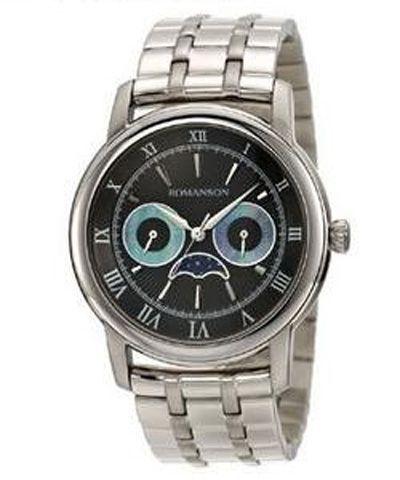 Купить Наручные часы Romanson TM2616FMWBK по доступной цене