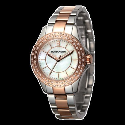 Купить Наручные часы Romanson RM1209QLJWH по доступной цене