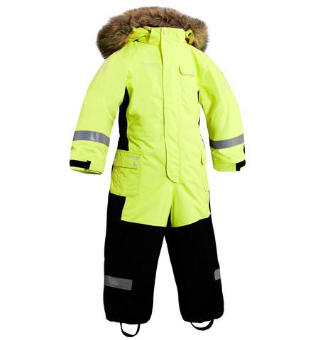 Комбинезон 8848 Altitude Gamma Neon Yellow горнолыжный детский