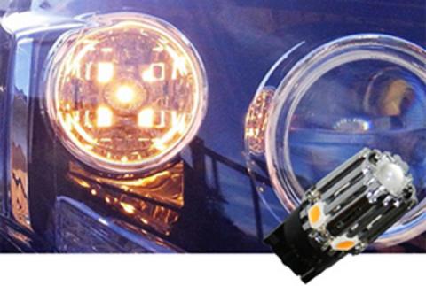 Дополнительные лампочки для поворотников и аварийных сигналов POLARG J-111