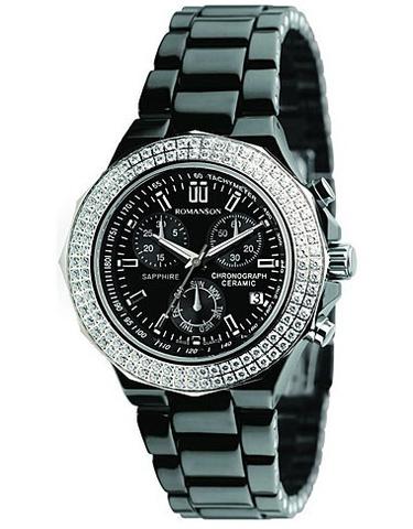 Купить Наручные часы Romanson TM1231HLBBK по доступной цене