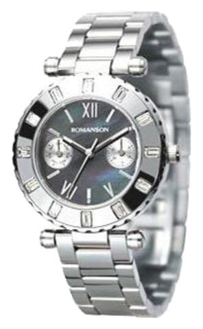 Купить Наручные часы Romanson RM0379TLKBK по доступной цене
