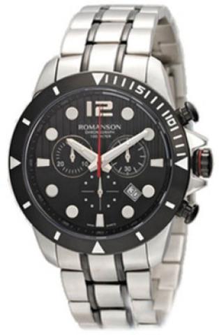 Купить Наручные часы Romanson AM3203HMDWH по доступной цене