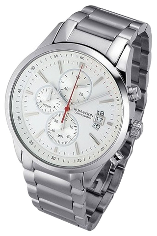 Купить Наручные часы Romanson TM8237HMWWH по доступной цене