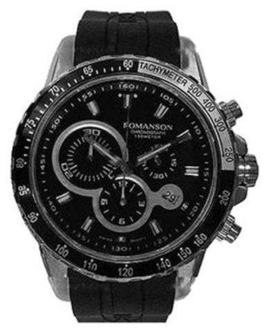 Купить Наручные часы Romanson AL0332HMWBK по доступной цене