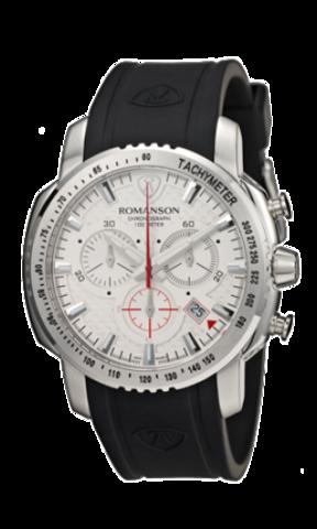 Купить Наручные часы Romanson AL3202HMWWH по доступной цене