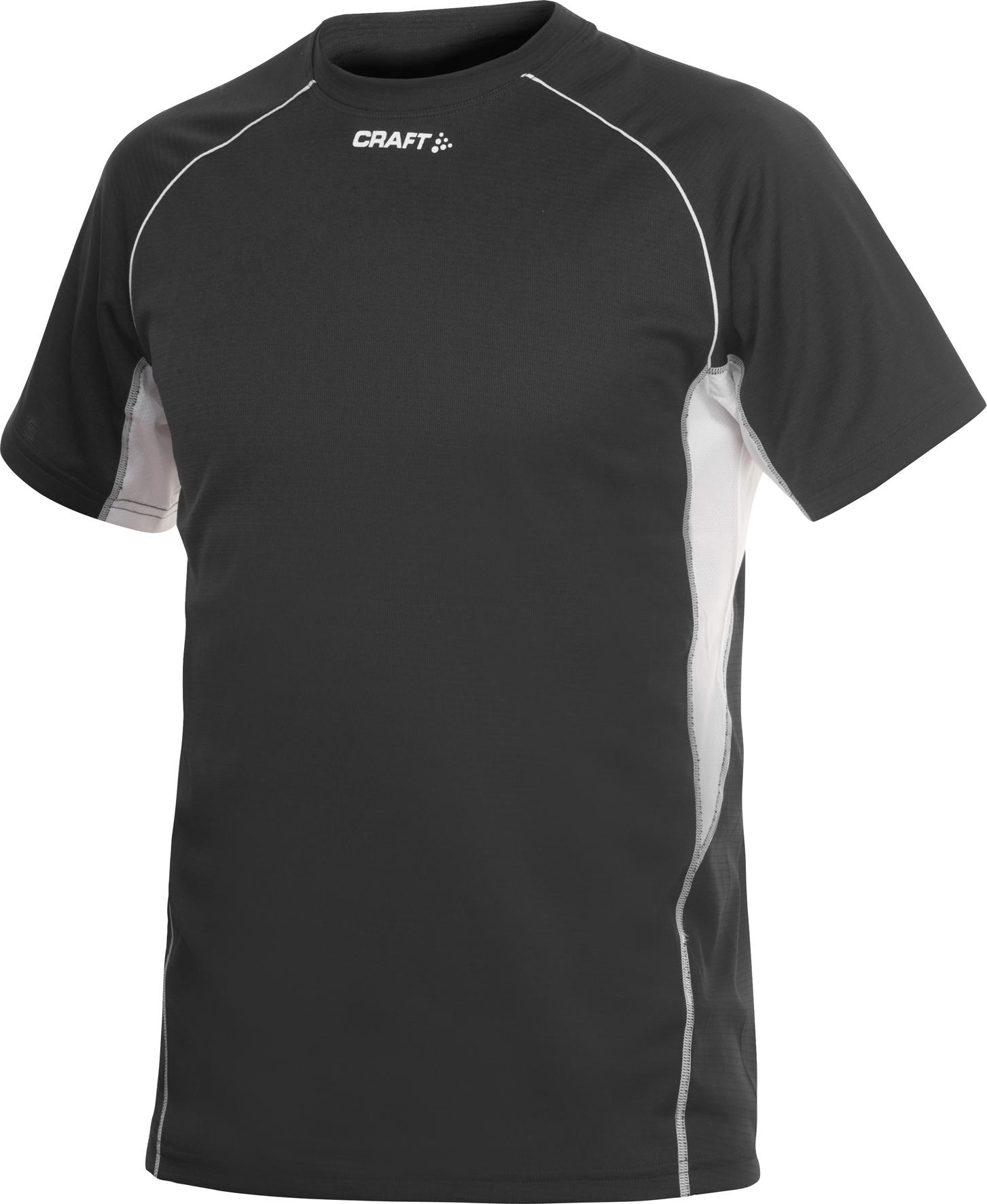 Футболка Craft Track and Field мужская черная
