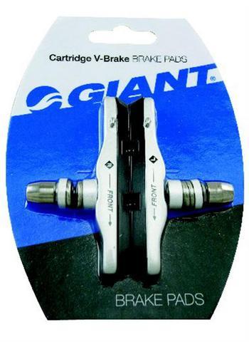 Колодки тормозные Giant Cartridge V-Brake 70 mm