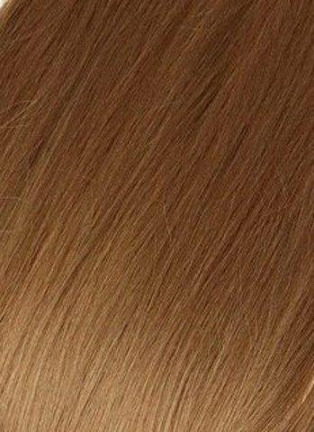 Чудо-набор -Оттенок   7 светло-коричневый золотистый-Длина 52 см вес набора 165 грамм