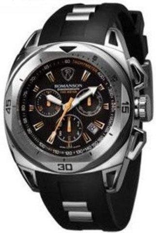 Купить Наручные часы Romanson AL1237HMWBK по доступной цене