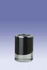 Стакан для зубных щеток Windisch 83165BCR Fashion Crystal Colour
