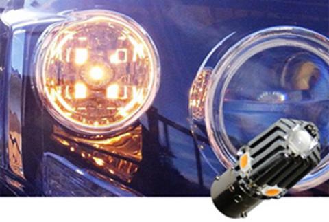 Дополнительные лампочки для стоп-сигналов и поворотников POLARG J-114